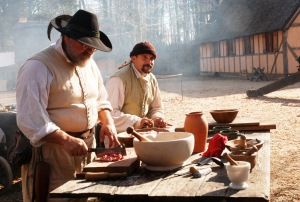 Foods-and-Feasts-at-Jamestown-Settlement