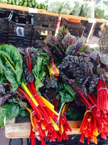 Rainbow Chard from Zamora's produce