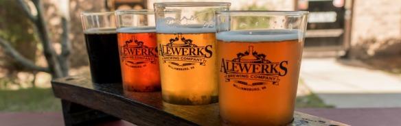 Alewerks beer